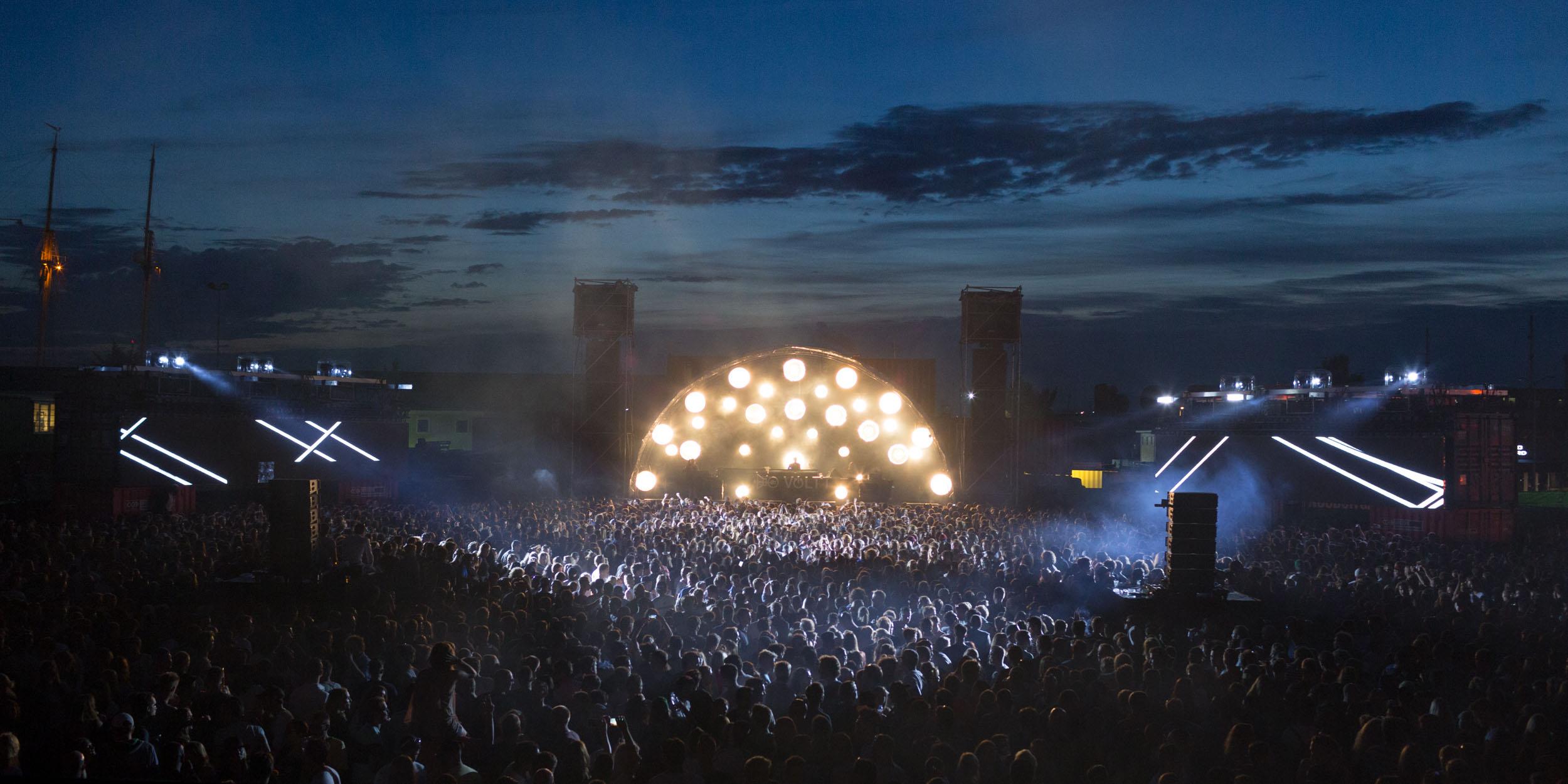 Voltt Festival – for Bob Roijen